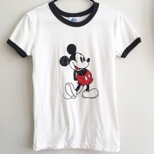 Disneyland Resort Mickey Ringer Tee S
